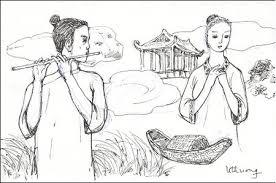 Trương Chi Mị Nương