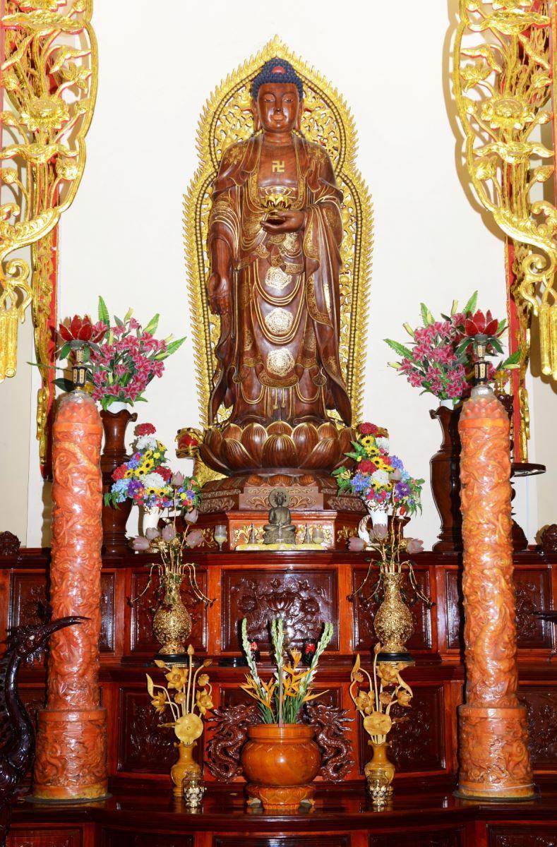 tượng gỗ đàn hương