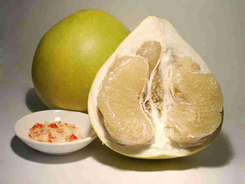 Bưởi Năm Roi, trái cây đặc sản Tây Nam Bộ