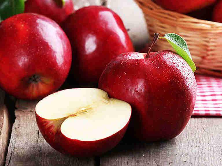 Táo tây (bom, pom, táo đỏ)