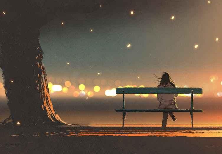 Cho những ai đang cảm thấy cô đơn, mệt mỏi và bế tắc