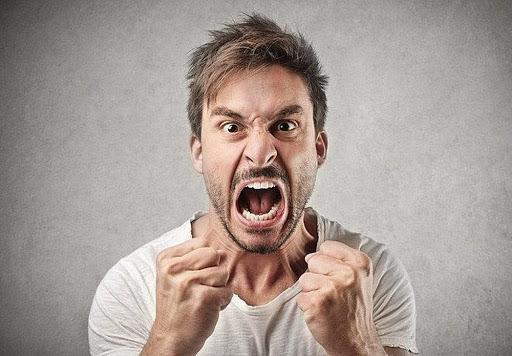 Tức giận làm tổn thương gan