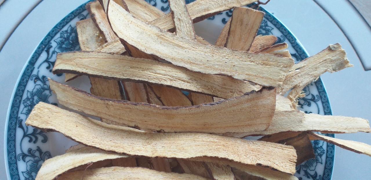 Vị thuốc cam thảo (cam thảo Bắc)