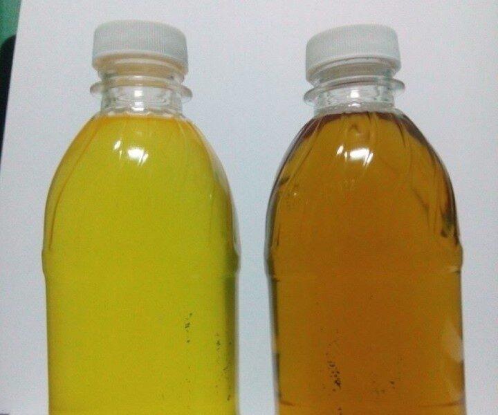 Dầu mè đen (sản xuất công nghiệp) và dầu mè đen (sản xuất thủ công)