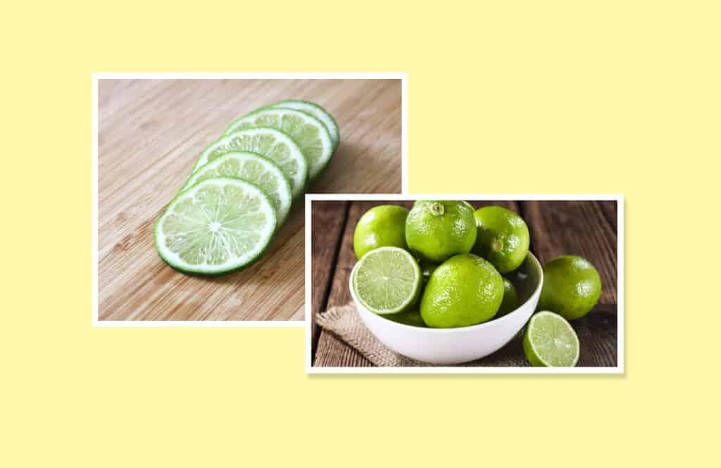 Chanh - loại quả nổi tiếng giúp thanh lọc cơ thể