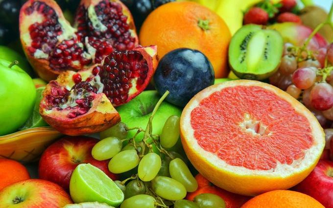 Trái cây giúp giảm cân, giảm mụn