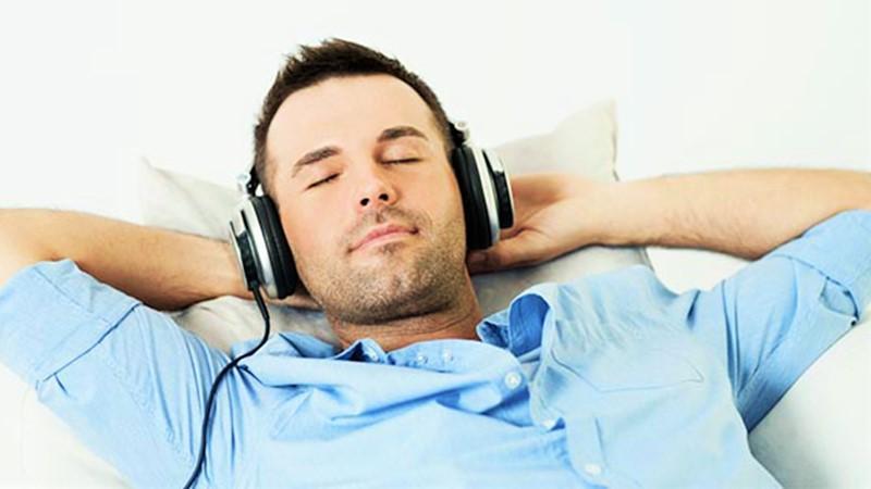 Thoải mái nghe nhạc