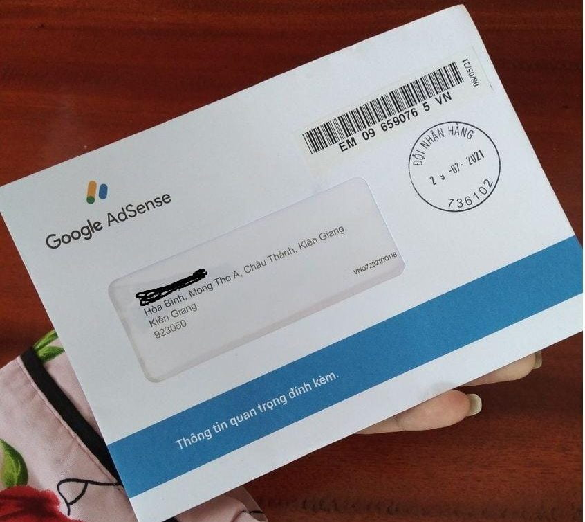 Cần làm gì khi không nhận được mã pin google adsense