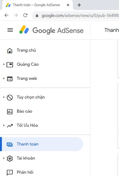 không nhận được mã pin google adsense nên làm gì?