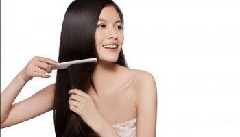 Cách giúp tóc mau dài