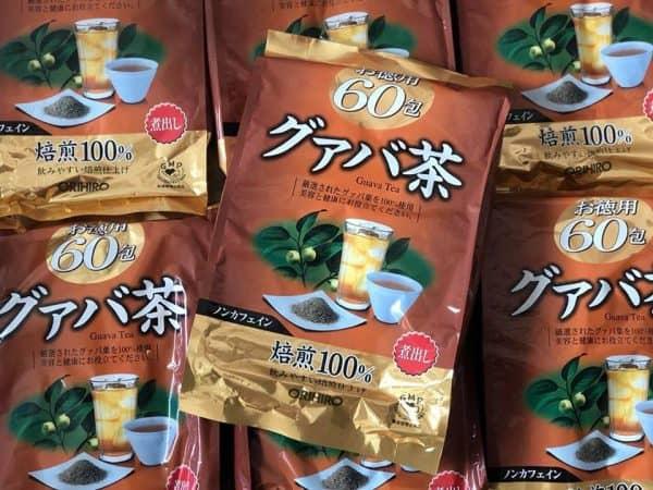Trà ổi Orihiro Nhật Bản